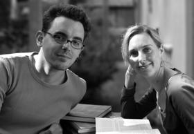 Phillip Hailperin und Katharina Hellriegel-Stauder